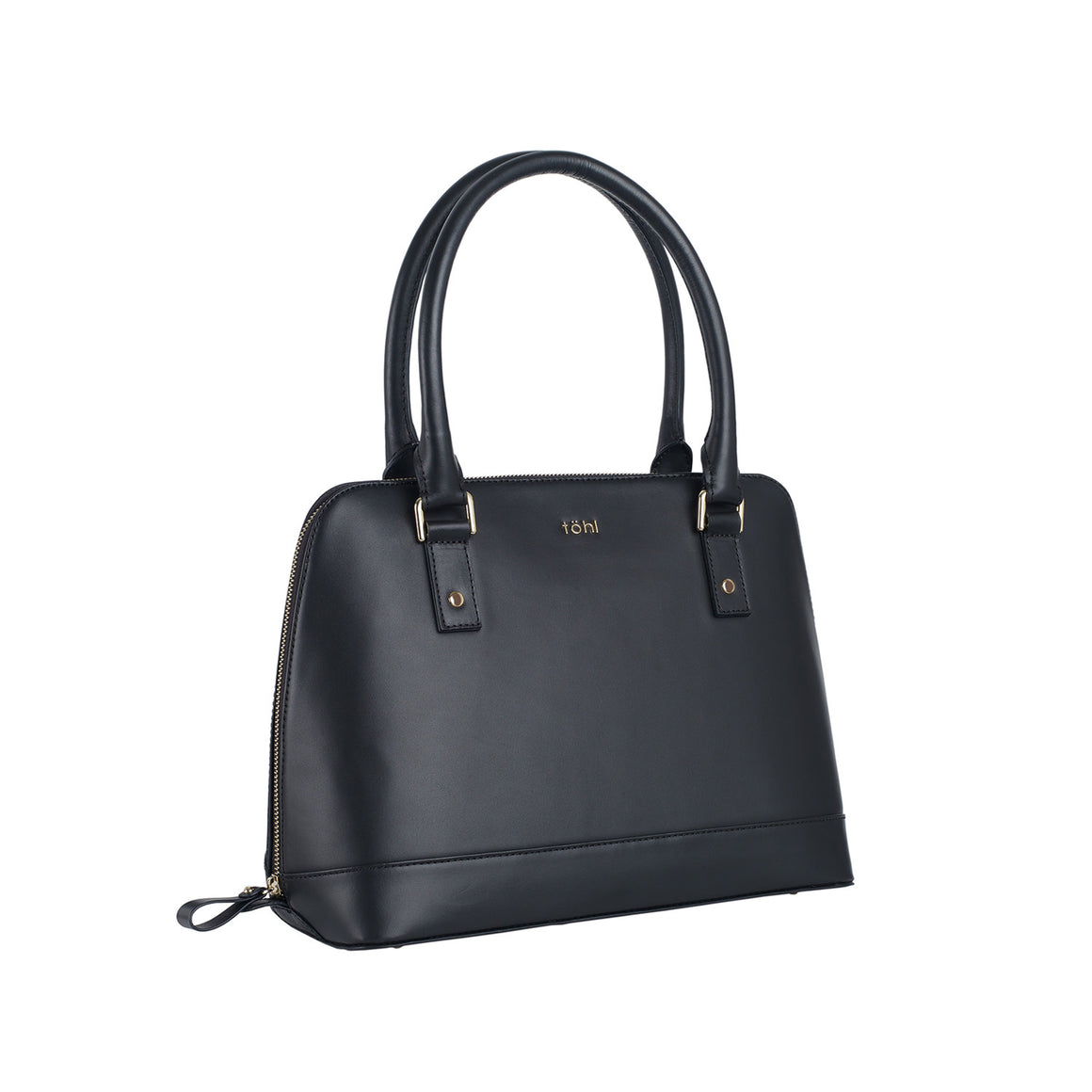 TT 0002 - TOHL RIDGE WOMEN'S SHOULDER BAG - CHARCOAL BLACK