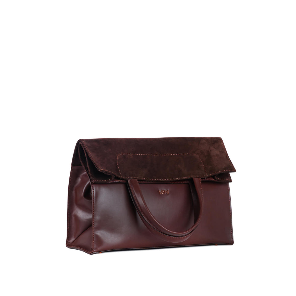 TT 0004 - TOHL TERRY WOMEN'S HAND BAG - CHOCO