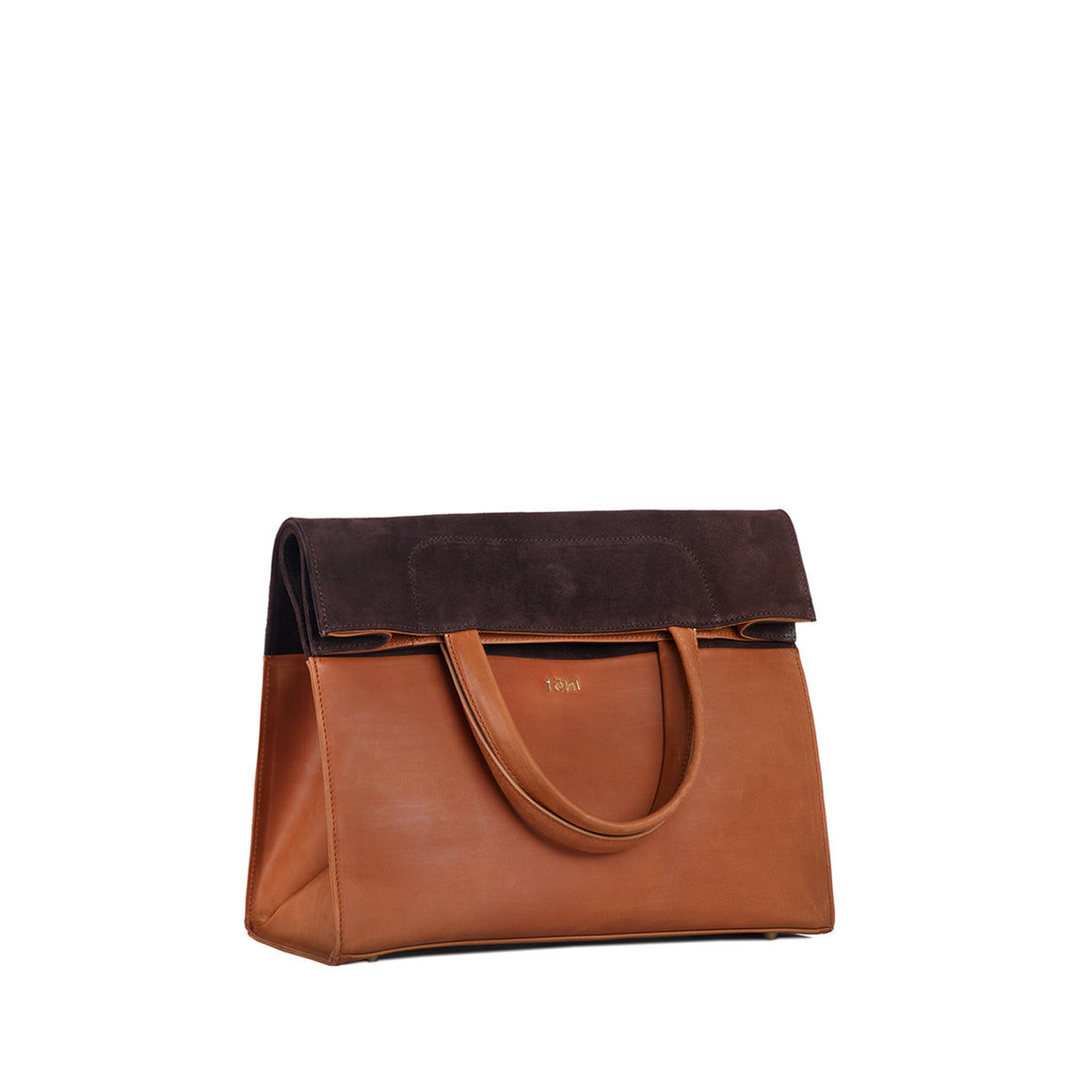 TT 0004 - TOHL TERRY WOMEN'S HAND BAG - TAN
