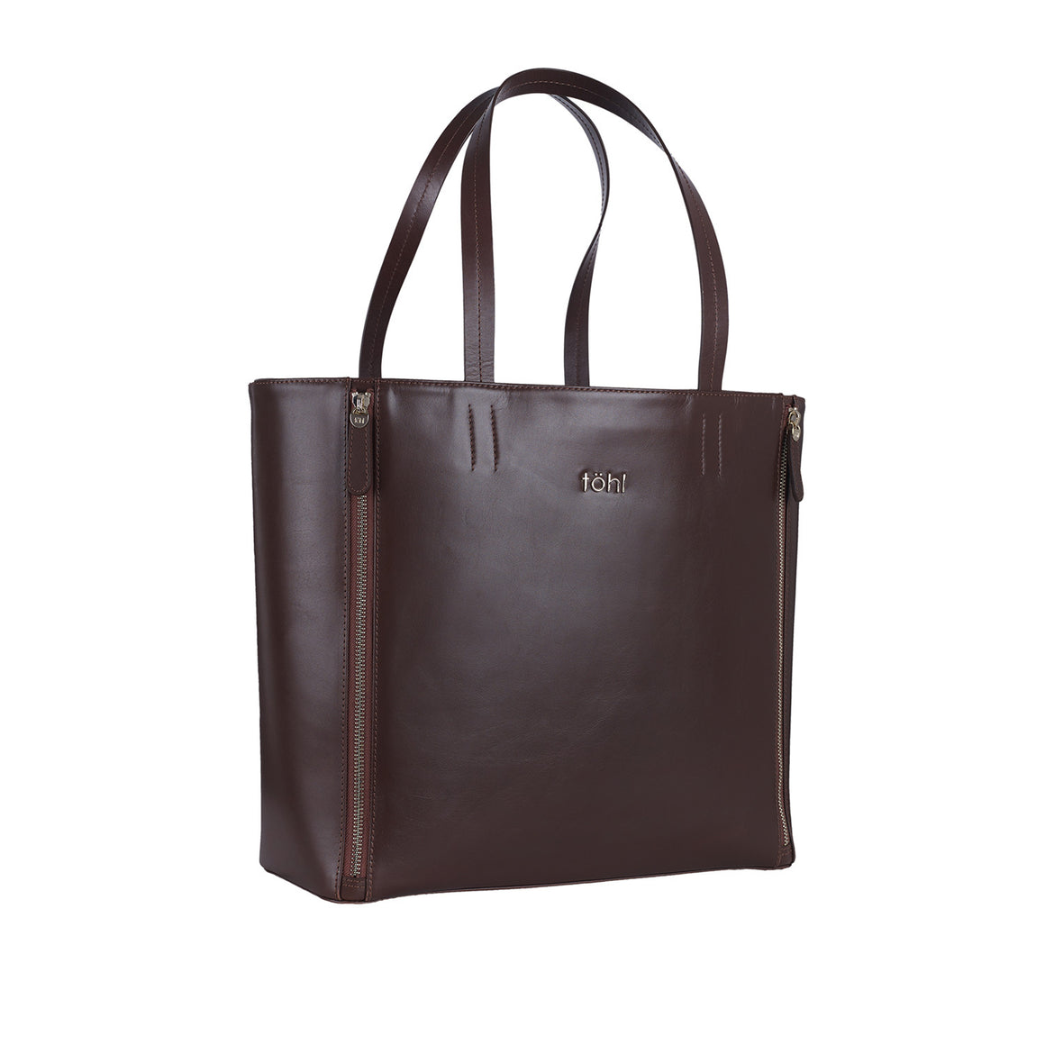 TT 0006 - TOHL RIVINGTON WOMEN'S TOTE BAG - CHOCO