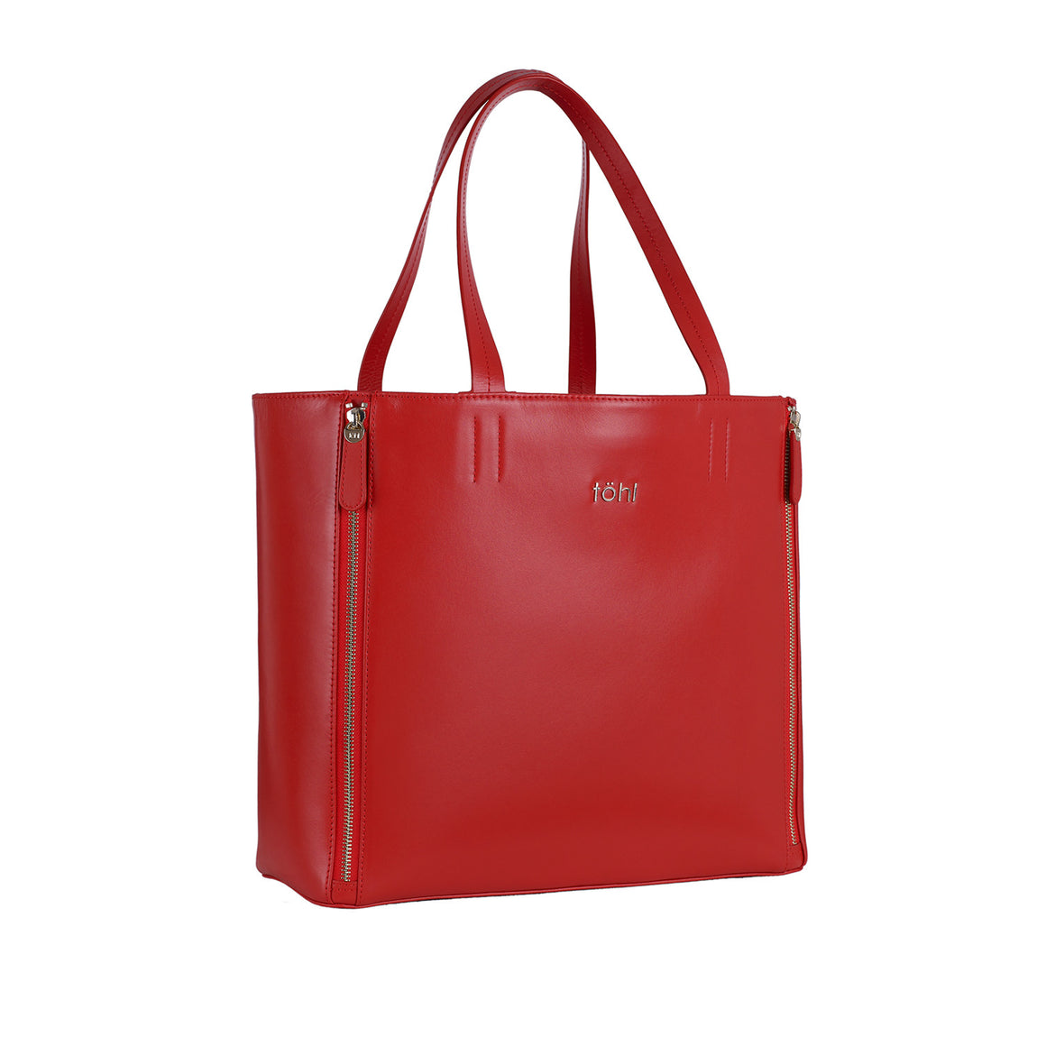 TT 0006 - TOHL RIVINGTON WOMEN'S TOTE BAG - SPICE RED