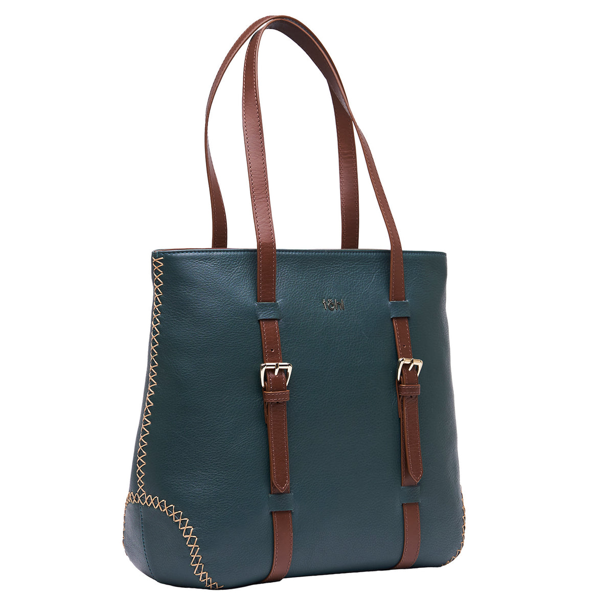 TT 0008 - TOHL RADNOR WOMEN'S TOTE BAG - FOREST GREEN