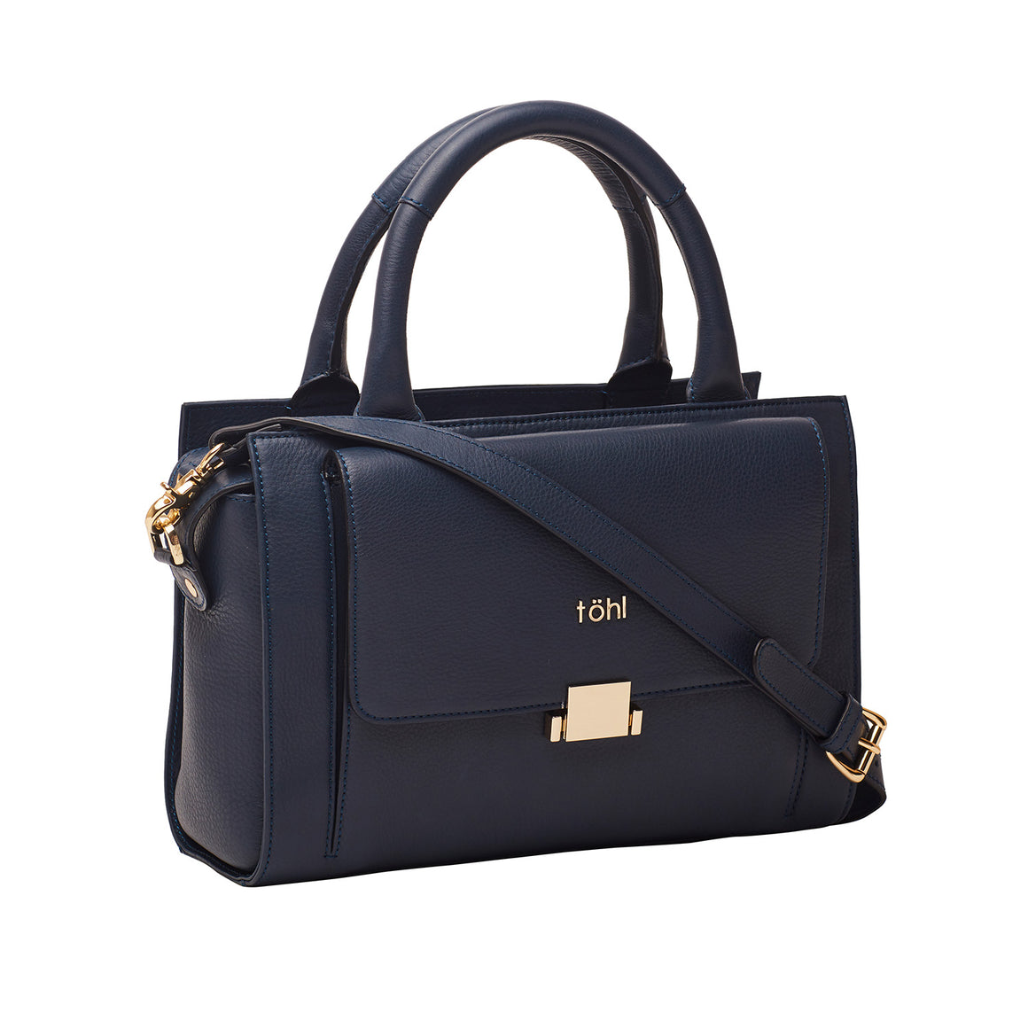 HH 0016 - TOHL CHISWELL WOMEN'S HANDBAG - INDIGO BLUE