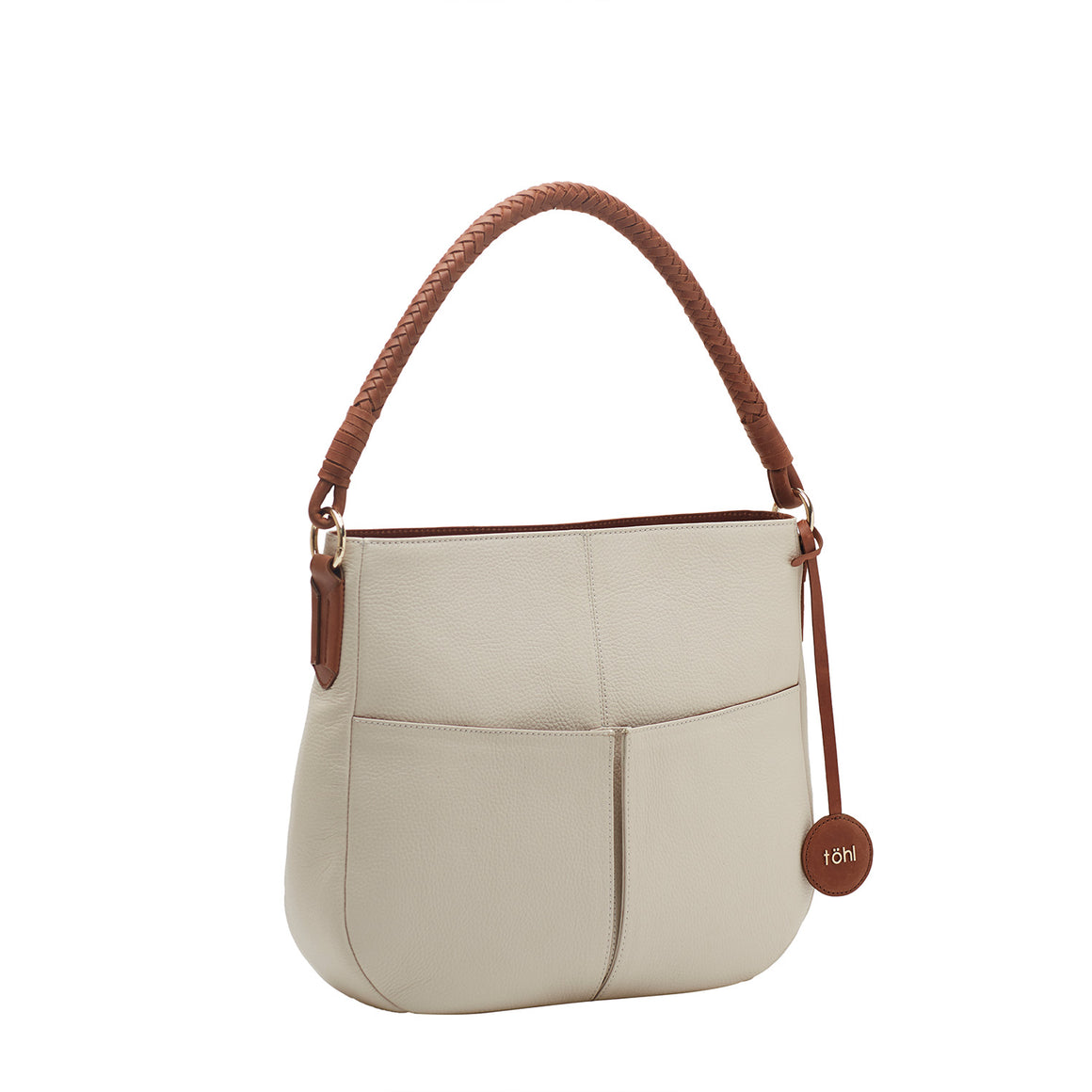 SB 0025 - TOHL SUTTON WOMEN'S SHOULDER BAG - WHITE