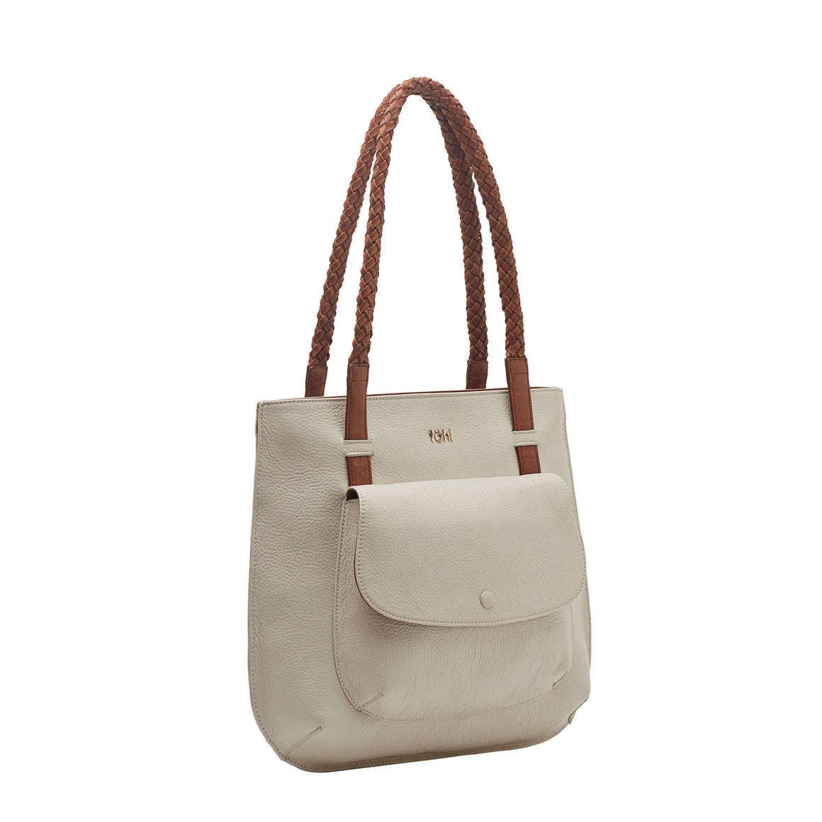 TT 0007 - TOHL GARRET WOMEN'S TOTES & BUCKET BAGS - WHITE