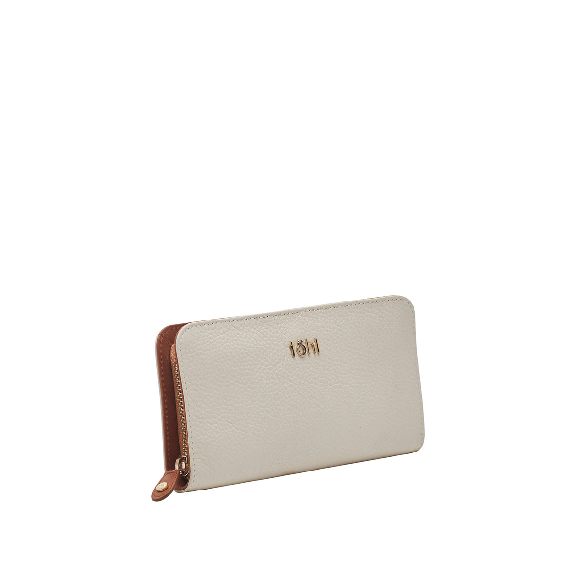 WT 0018 - TOHL BRITTON WOMEN'S WALLET - WHITE