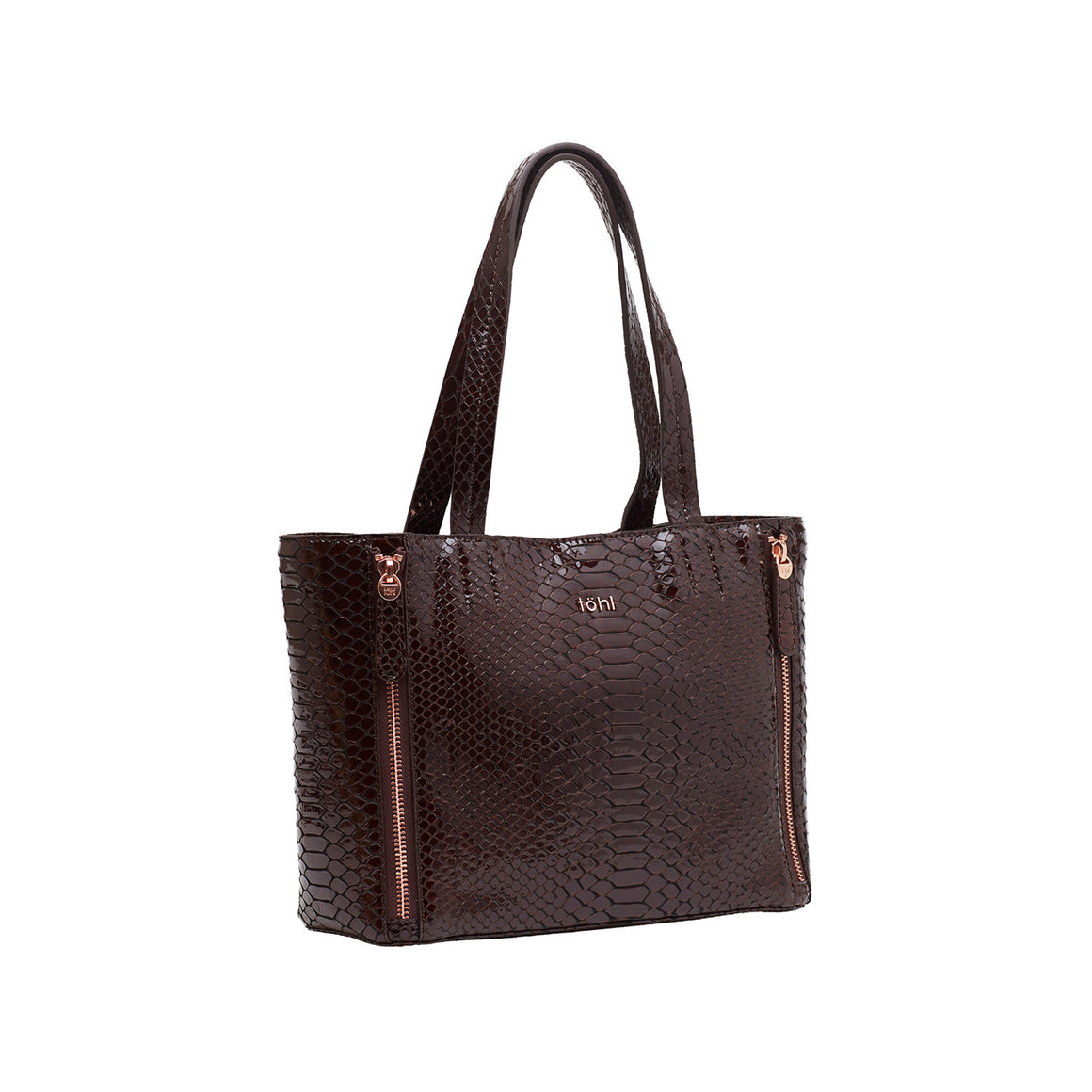 HH 0004 - TOHL VARICK WOMEN'S TOTE BAG - DEVIL ANGELINA