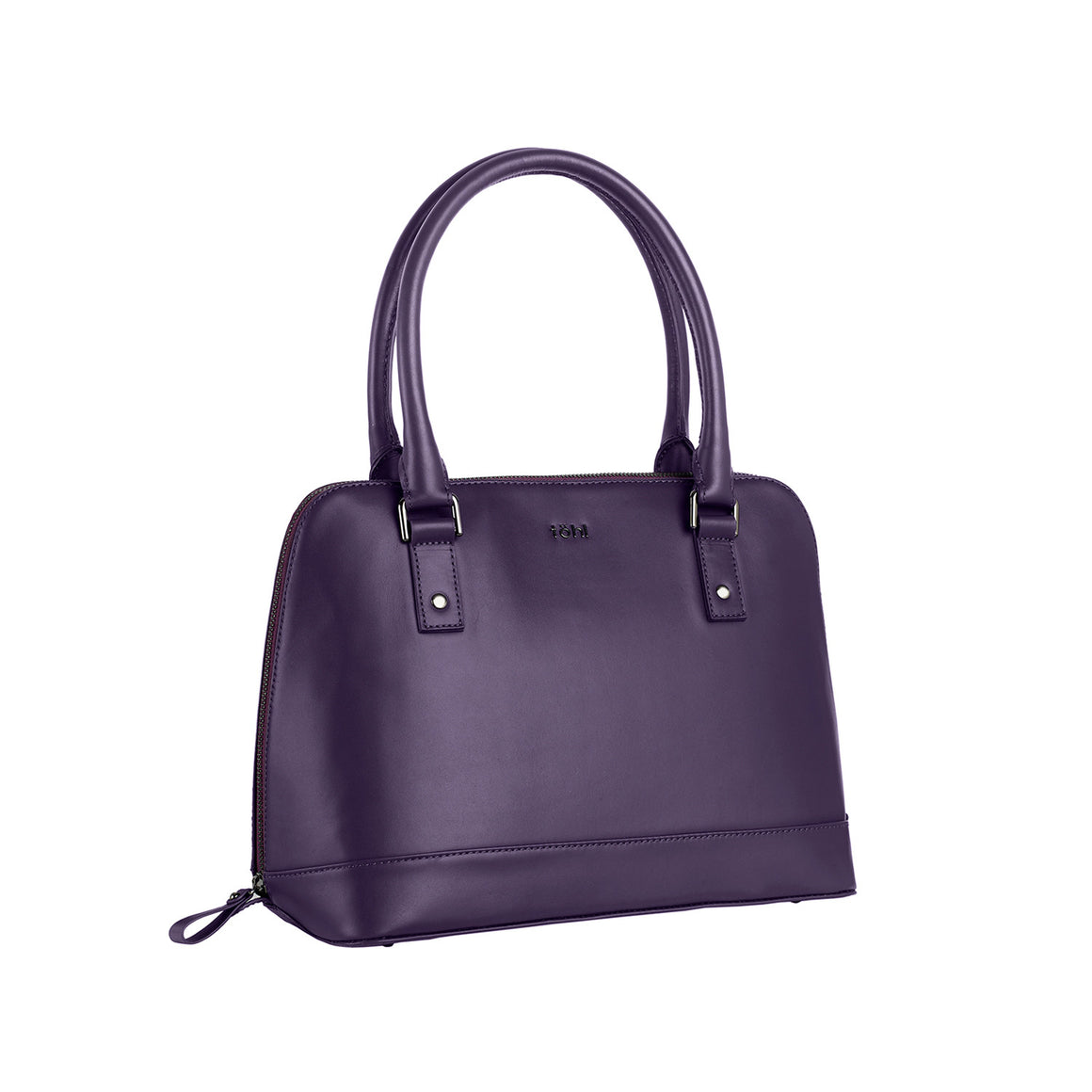 TT 0002 - TOHL RIDGE WOMEN'S SHOULDER BAG - AUBERGINE