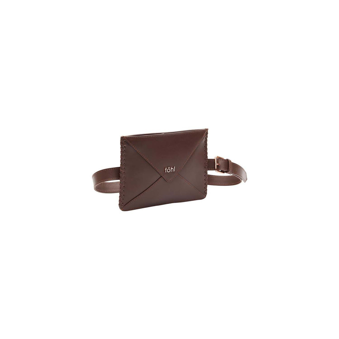 WP 0002 - TOHL JUNIPER WOMEN'S WAIST POUCH - CHOCO