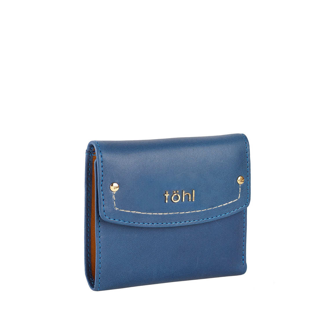 WT 0009 - TOHL STEVIE WOMEN'S COMPACT WALLET - AZURE