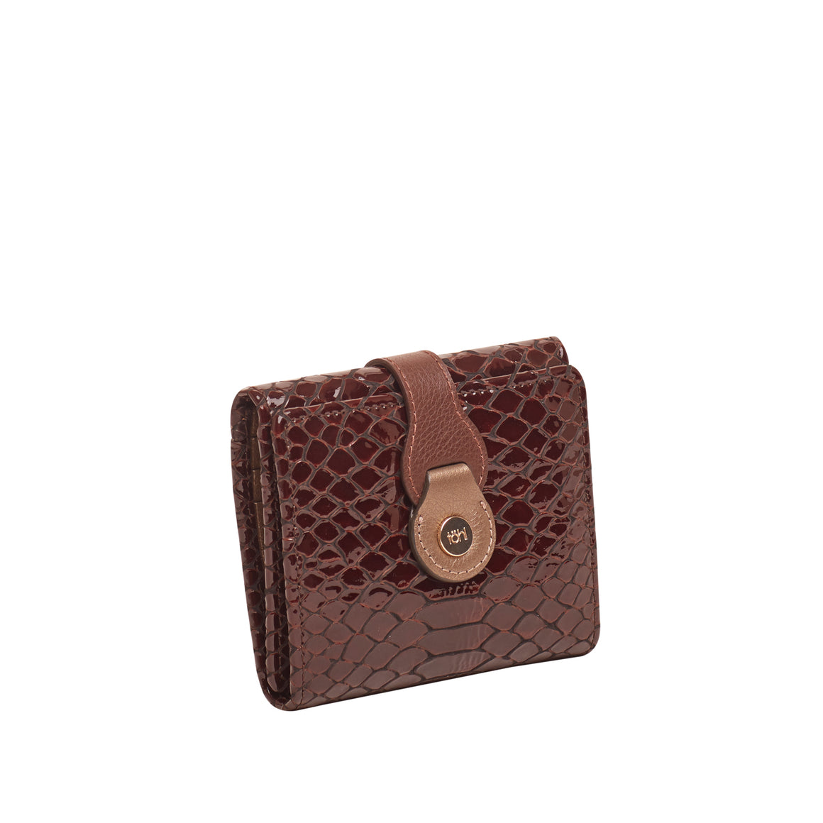 WT 0015 - TOHL PALMA MINI WOMEN'S WALLET - DEVIL ANGELINA