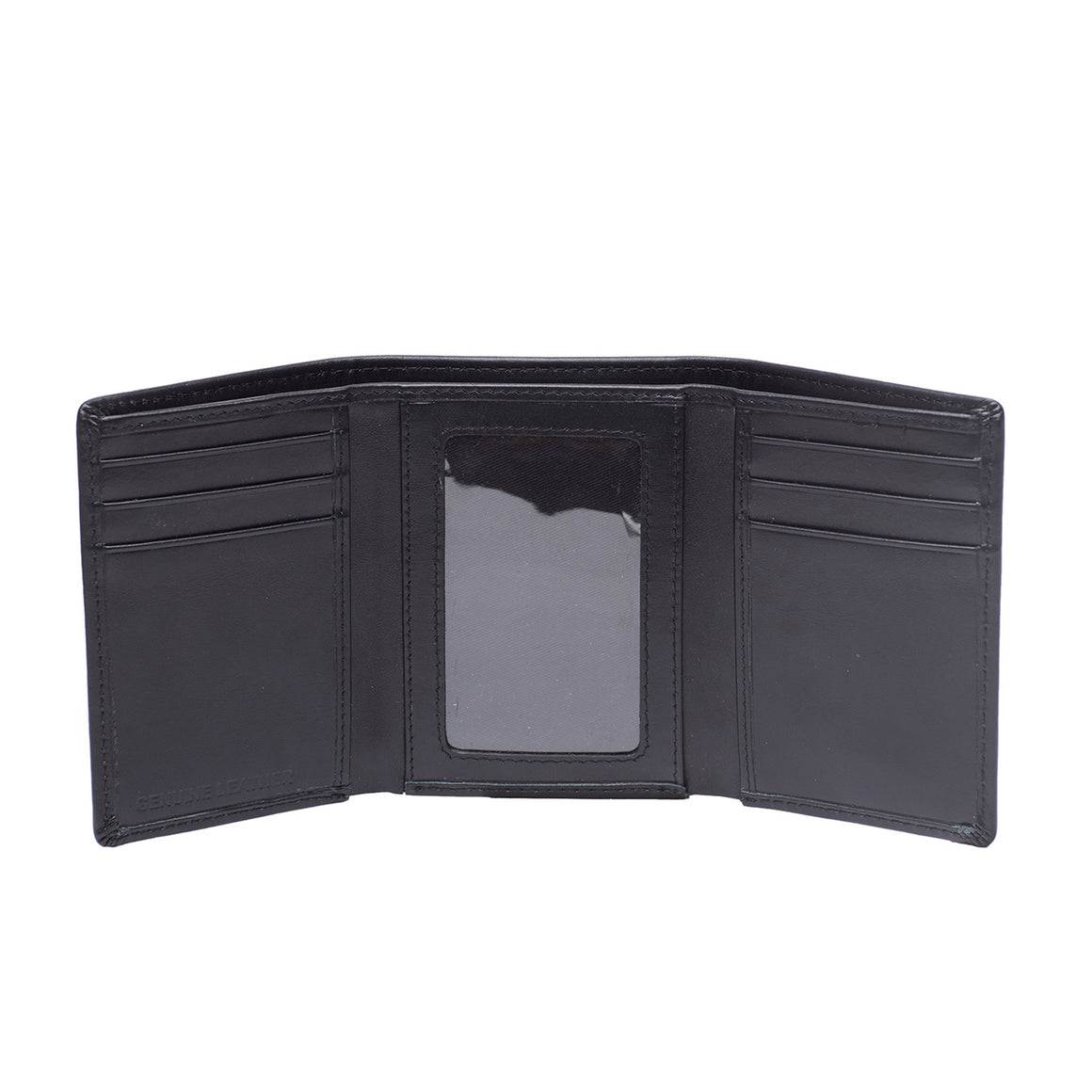 WT 0033 - TOHL SETTALA MEN'S WALLET - CHARCOAL BLACK