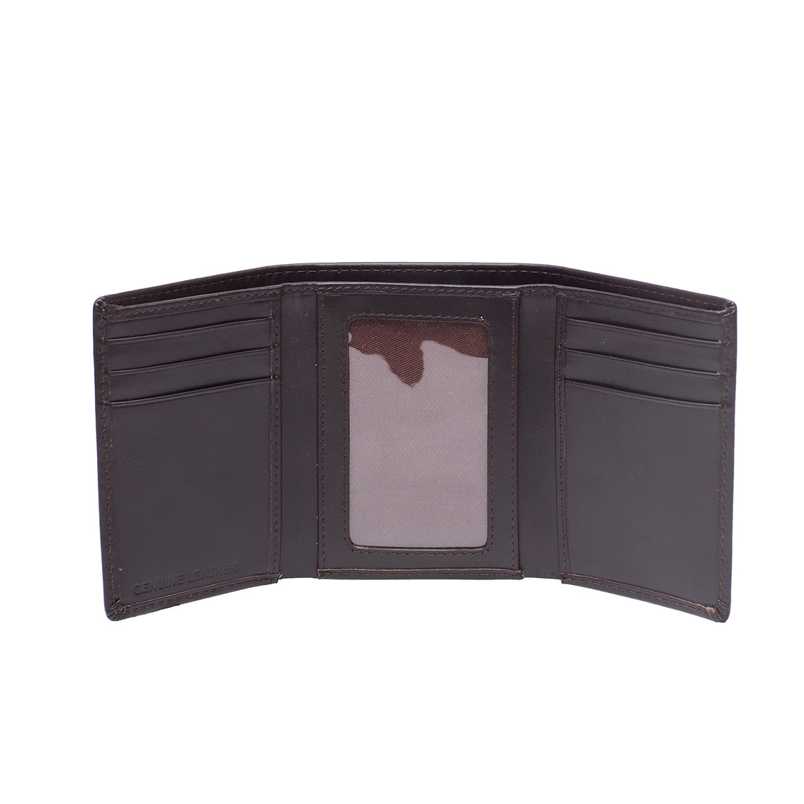 WT 0033 - TOHL SETTALA MEN'S WALLET - DARK BROWN