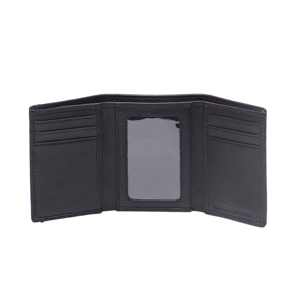 WT 0034 - TOHL BOCCHI MEN'S WALLET - CHARCOAL BLACK