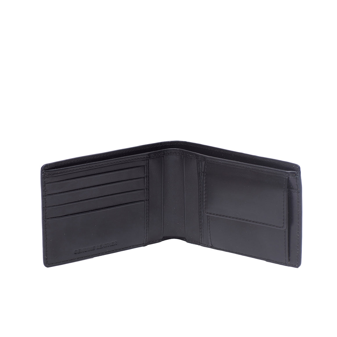 WT 0039 - TOHL AMATA MEN'S WALLET - CHARCOAL BLACK