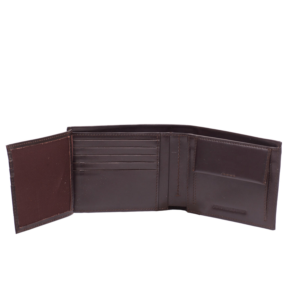 WT 0043 - TOHL ALBERI MEN'S WALLET - DARK BROWN
