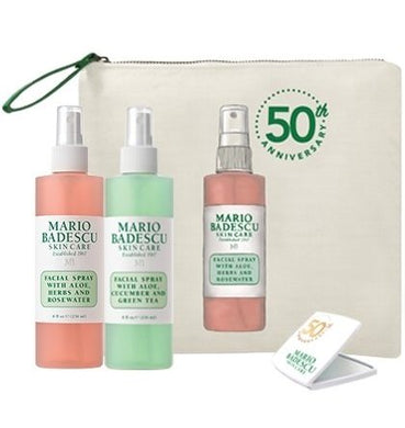 MARIO BADESCU 50th Anniversary Facial Spray Set