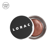 LORAC LUX Diamond Crème Eyeshadow (Silk - Copper Peach)