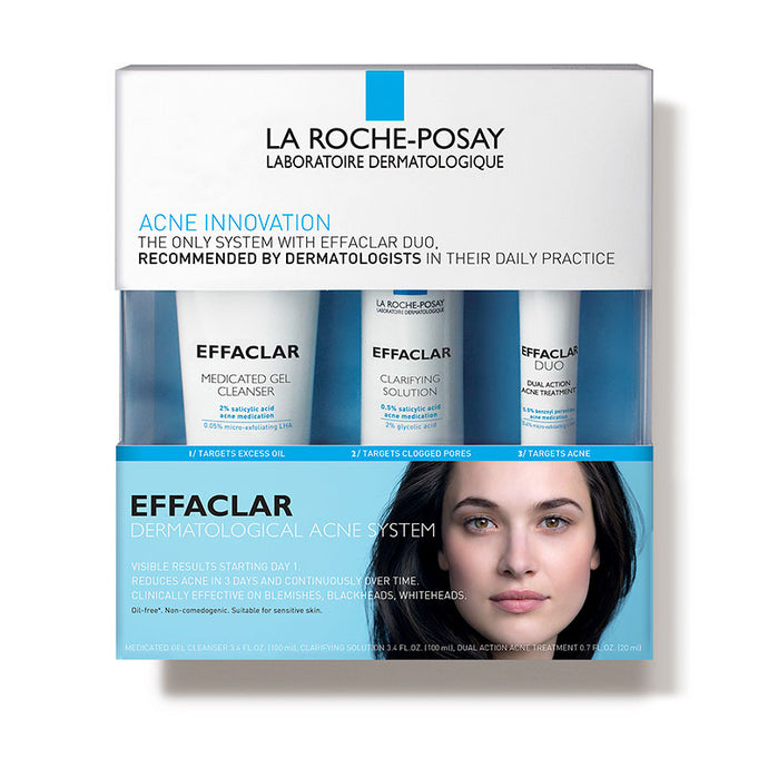 Effaclar Dermatological Acne Treatment (no box)