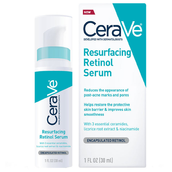 Resurfacing Retinol Serum For Post-Acne Marks