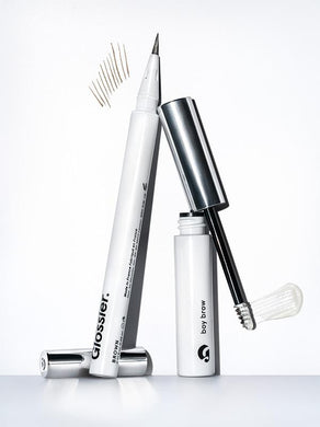 Brow Flick + Boy Brow Duo