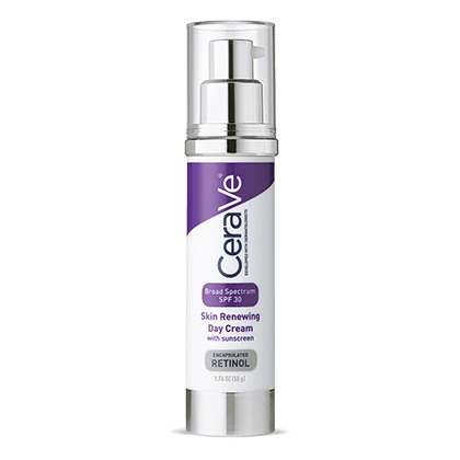 Skin Renewing Retinol Day Face Cream SPF 30