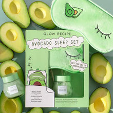Avocado Melt Sleep Set