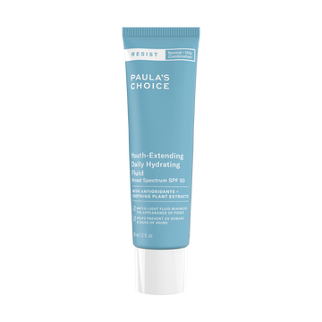 RESIST Youth-Extending Daily Hydrating Fluid SPF 50