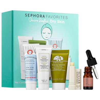 Sephora Favorites Skincare Routine: Dry Skin