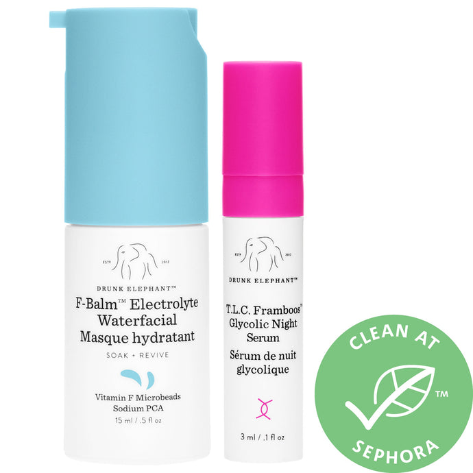 Drunk Elephant F-Balm™ Electrolyte Waterfacial Mask Mini