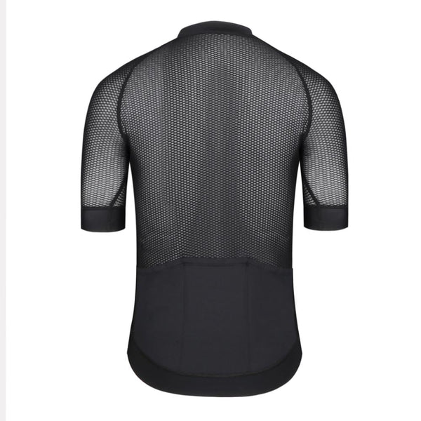 Aero lightweight cycling jersey