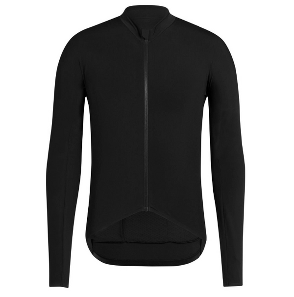 Pro Thermal Black - Long Sleeve jersey