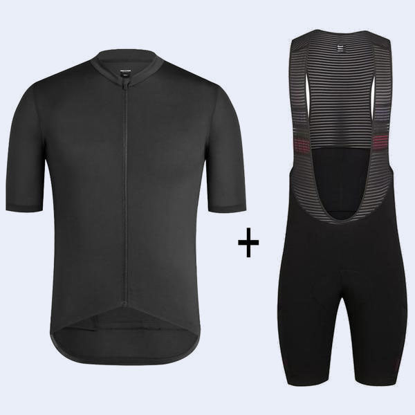 Road cycling kit for men - classic pro team jersey