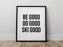 Ski Good Instant Download