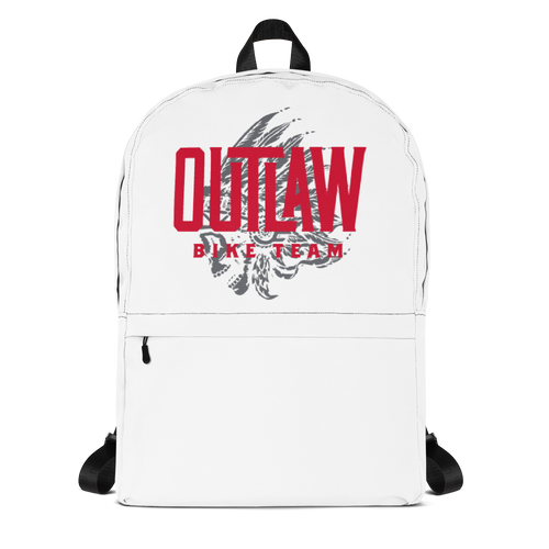 Outlaw Bike Team Backpack