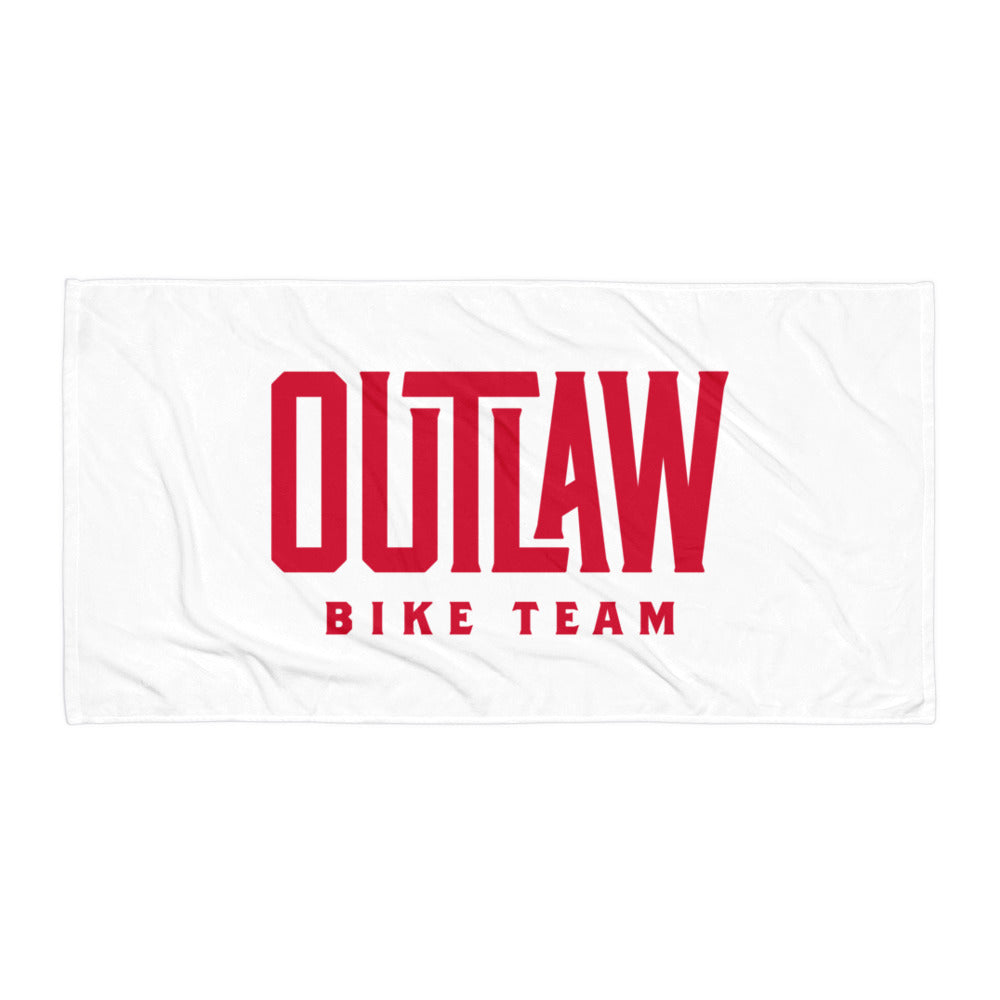Outlaw Bike Team Towel