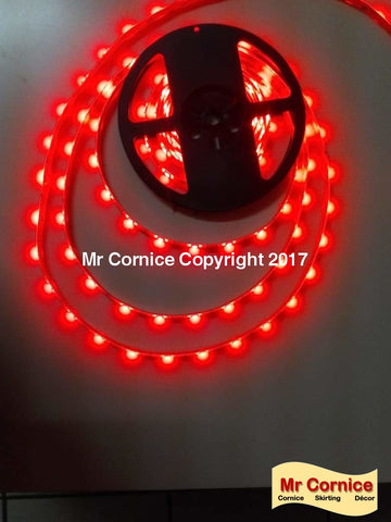 12V Rgb Led Strip Lights - 5050 Ip65 High Quality (Sold And Priced Per 5M Roll) Lighting