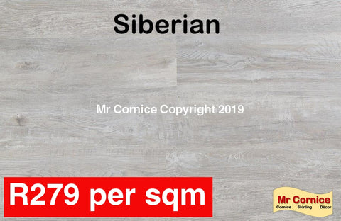 Mr Cornice Supreme Laminate Flooring - Siberian