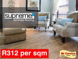Mr Cornice Supreme Laminate Flooring