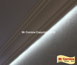 Mr Cornice LJ01 - LED Up/Downlight Cornice