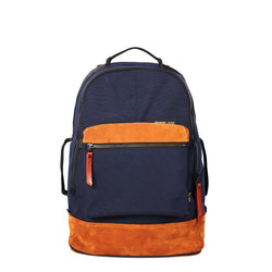 City U Backpack (Leather)