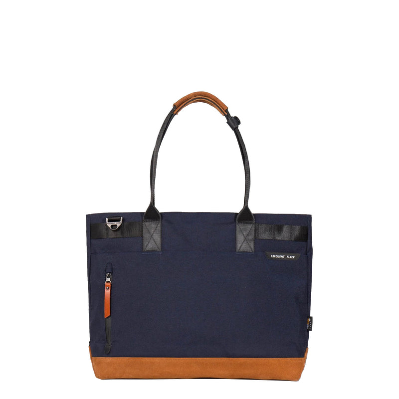 NETVIGATOR Tote Bag (LEATHER)