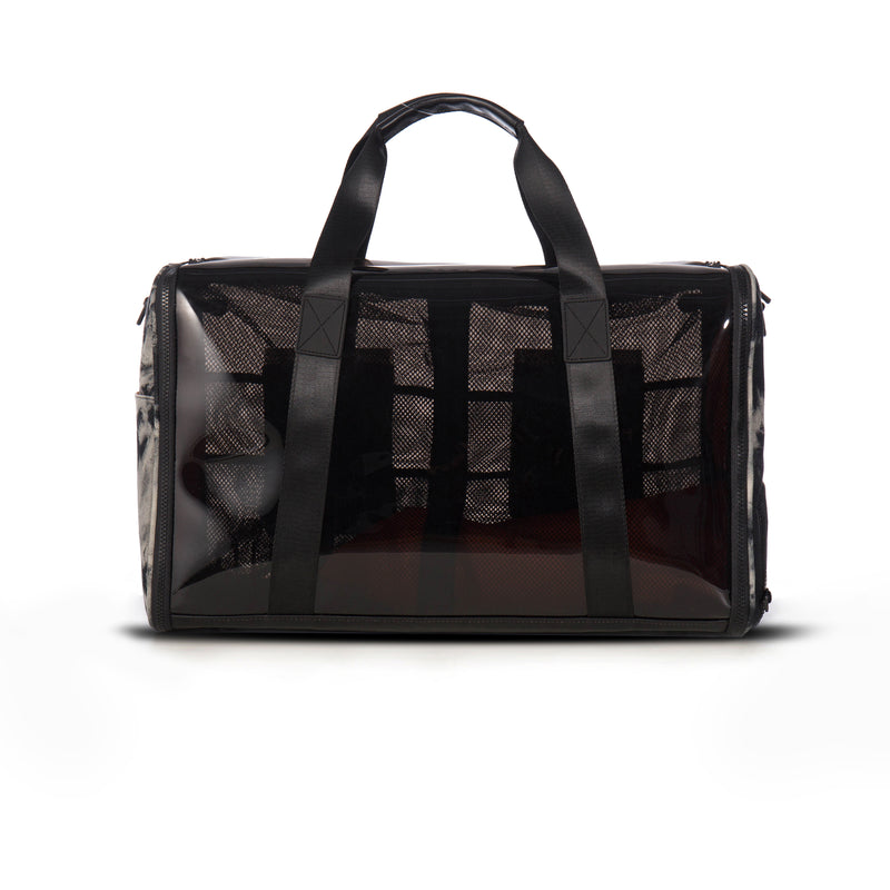 Kingsman Duffle Bag (Transparent TPU)