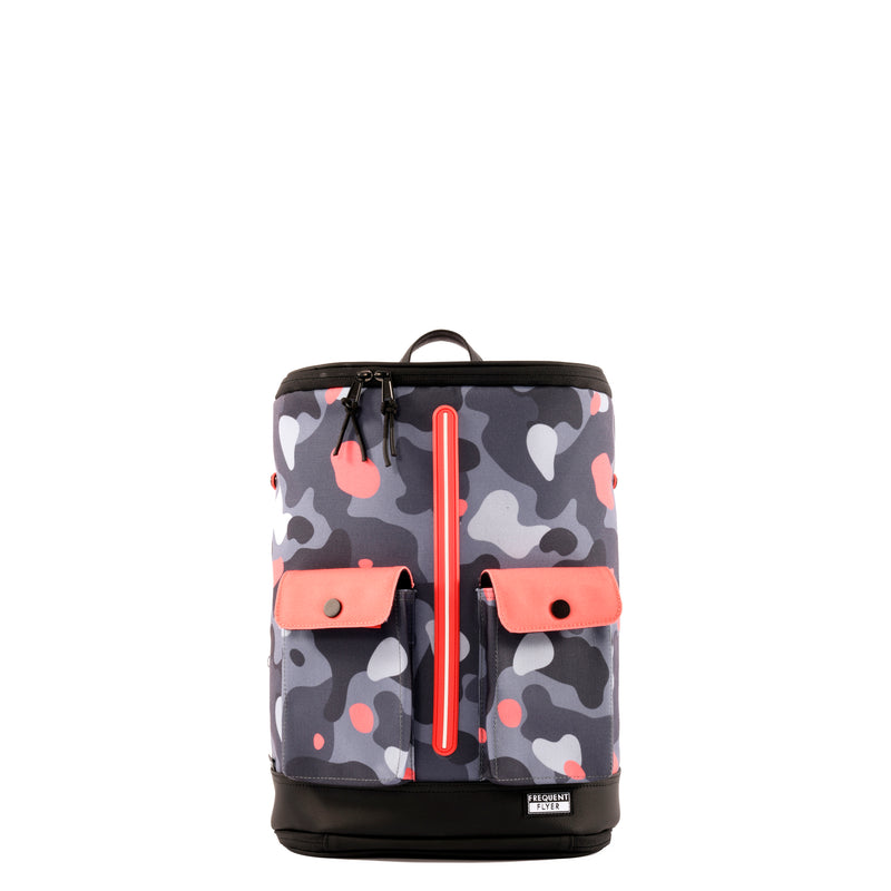Captain Zip Around Backpack (S) (Polyester)