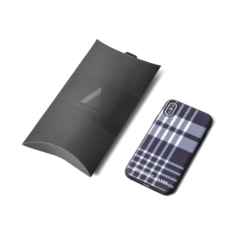 Phone Case - Scottish Tartan Grey