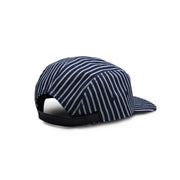 NORMAN DENIM HAT - DENIM STRIPE BLUE