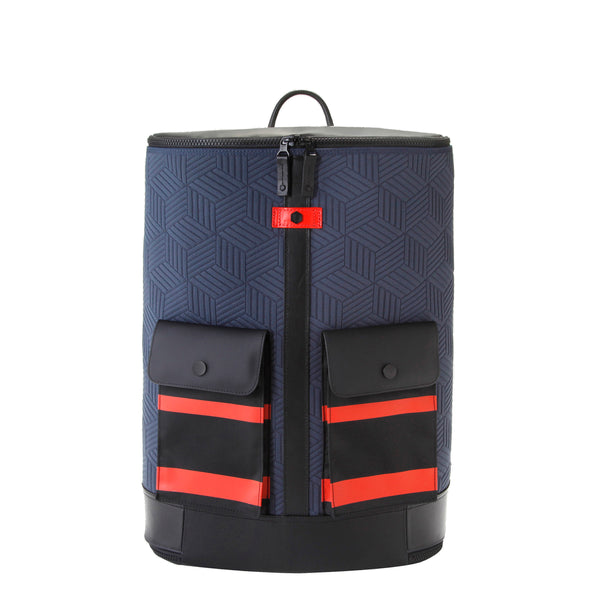 Captain Zip Around Backpack (L) (Free-Knit)