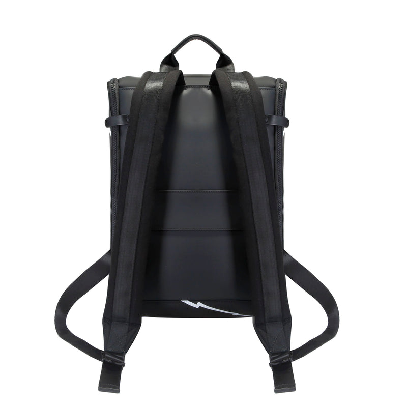 Captain Zip Around Backpack (L) (Leather)