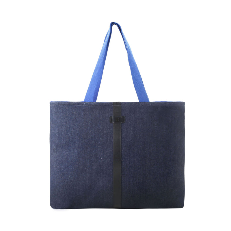 York Double Sided Tote Bag (Free-Knit)