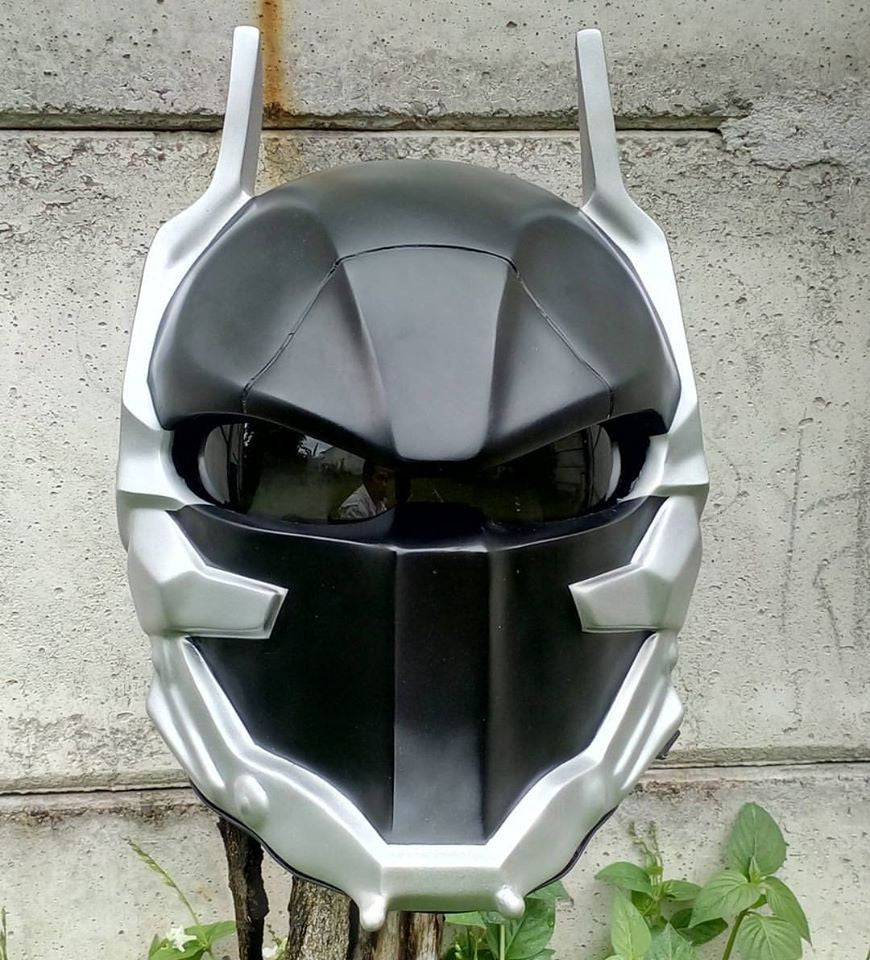 Custom Batman Arkham Knight Real Motorcycle Helmet